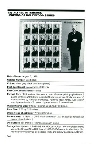 Linn's U.S. Stamp Yearbooks - 1983 to 1987