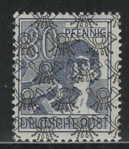 Germany AM Post Scott # 632, mint nh