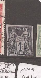 French Colonies SC 38 VFU (1azy)