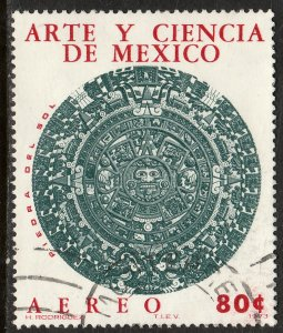 MEXICO C417 Art & Science (Series 3) USED. F-VF (1293)