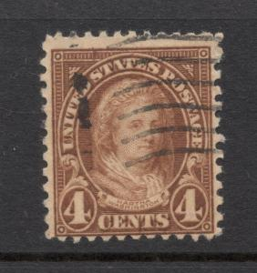 US#636 Yellow Brown - Used