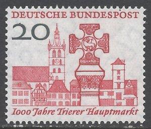 GERMANY 786 MNH E387