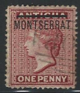 Montserrat used SC  1