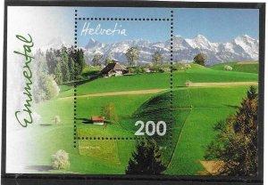 2014    SWITZERLAND  -  SG.  MS 2037  -  EMMENTAL  -  MNH