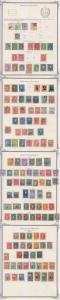 ARGENTINA 1858-1899 COLLECTION ON 4 ALBUM PAGES Sc 1 thru 142 SCV$2,228+
