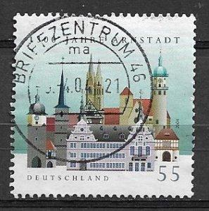 Germany  2004  - used - vfu
