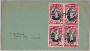 TONGA  -  POSTAL HISTORY - COVER with nice postmark: Nukuʻalofa