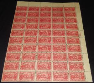 MALACK 644 2c Burgoyne, F/VF OG 45 stamps NH, 5 bott..MORE.. w8403