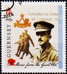 Guernsey. 2014 66p .Fine Used