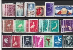 Romania Stamps Ref 14201