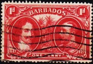 Barbados. 1927 61 S.G.240 Fine Used