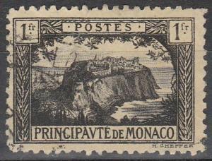 Monaco #45  F-VF Used  (S4005)