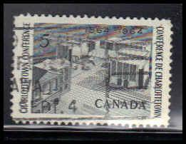 Canada Used Very Fine ZA4708