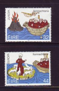Ireland Sc 923-4 1995 St brendan Europa stamps mint NH