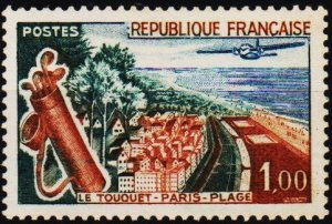 France. 1961 1f S.G.1550 Unmounted Mint
