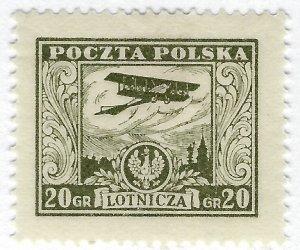 Poland SC C7 Mint VF...Popular Country!