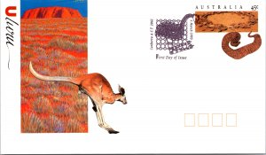 Australia, Postal Stationary, Worldwide First Day Cover