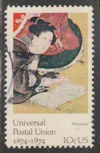 Etats-Unis  1974  Scott No. 1531  (O)