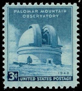 US #966 Palomar Mountain Observatory; MNH (0.25)