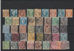 France Early Stamps Ref 24824