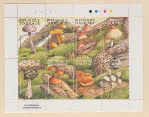 Togo Scott #1671 Stamps - Mint NH Souvenir Sheet