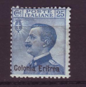 J19813 Jlstamps 1908-28 eritrea mh #40 ovpt