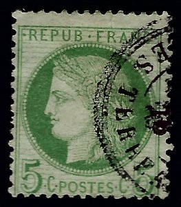 Important France #53 Used F-VF SCV$8.25...From a great auction!