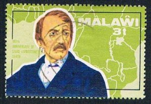Malawi Dr Livingston - pickastamp (AP100511)