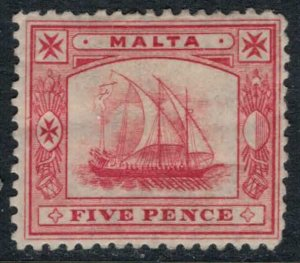 Malta #16*  CV $47.50