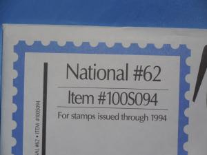 Scott National supplement #62