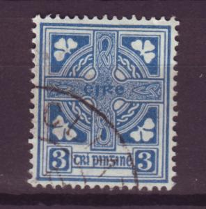 J16304 JLstamps 1922-3 ireland used #70 wmk 44 cross