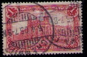 Germany Sc 75 Used Post office Berlin VF