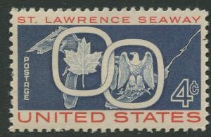 STAMP STATION PERTH USA #1131  MNH OG 1959  CV$0.25.