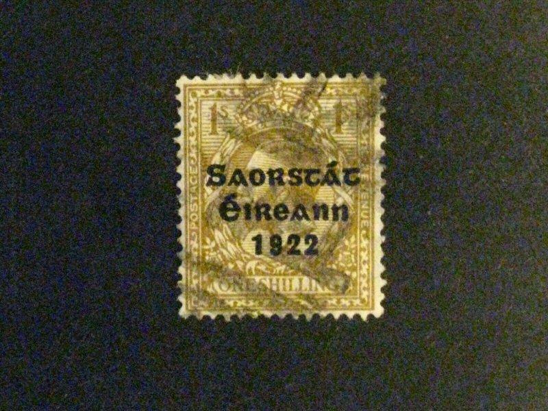 Ireland #55 used  a198.9456