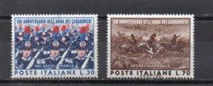 Italy 891-892 MNH