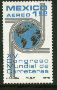 MEXICO C470 World Road Congress MINT, NH. VF.