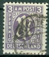 Germany - Allied Occupation - AMG - 3N2