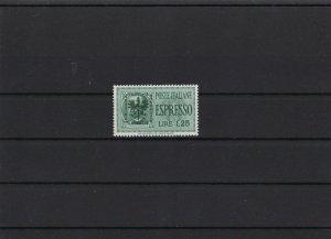 slvenia 1944 express letter stamp mnh ref 6903