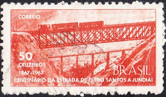 Brazil    #1033   Used