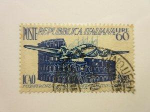 ITALY  Scott  611  USED  LotX  Cat $11.50