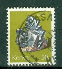 Kenya - Scott 102