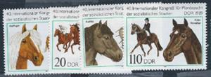 German Democratic Republic 2760-3 (NH)
