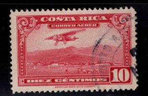 Costa Rica Scott C16 Used Airmailil tamp