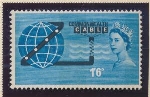 Great Britain Stamp Scott #401p, Mint Hinged, Phosphor - Free U.S. Shipping, ...
