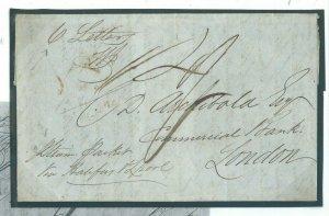 TRANSATLANTIC CANADA Nova Scotia Maritime BNA 1847 EL extensive contents 31.32