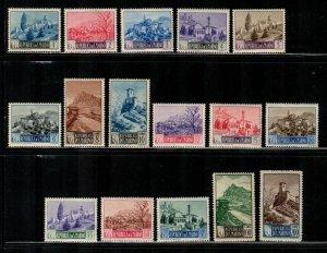 San Marino #278-293  Mint  Scott $252.25