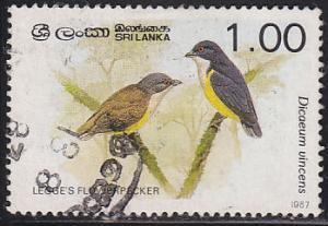 Sri Lanka 837 USED
