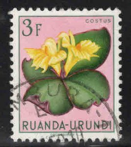 Ruanda-Urundi Scott 126 Used stamp