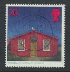 Great Britain SG 1997  Used    - Sub Post Offices
