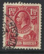Northern Rhodesia  SG 3 SC# 3 Used  - see details